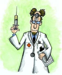 Αποτέλεσμα εικόνας για γιατρος σκιτσο